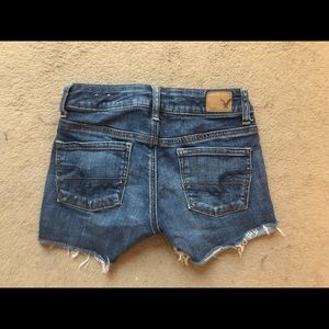 American Eagle Outfitters Shorts - AE distressed shortie